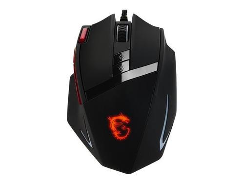 mouse gamer msi interceptor ds200 gaming ratón diestro