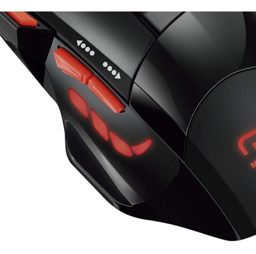 mouse gamer multilaser fire button 7 botões 2400 dpi barato