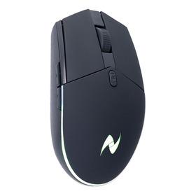Mouse Gamer Norcel N Serie N204 Rgb, Color Negro
