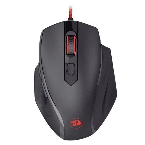 mouse gamer pc redragon tiger m709 10000dpi usb ergonómico