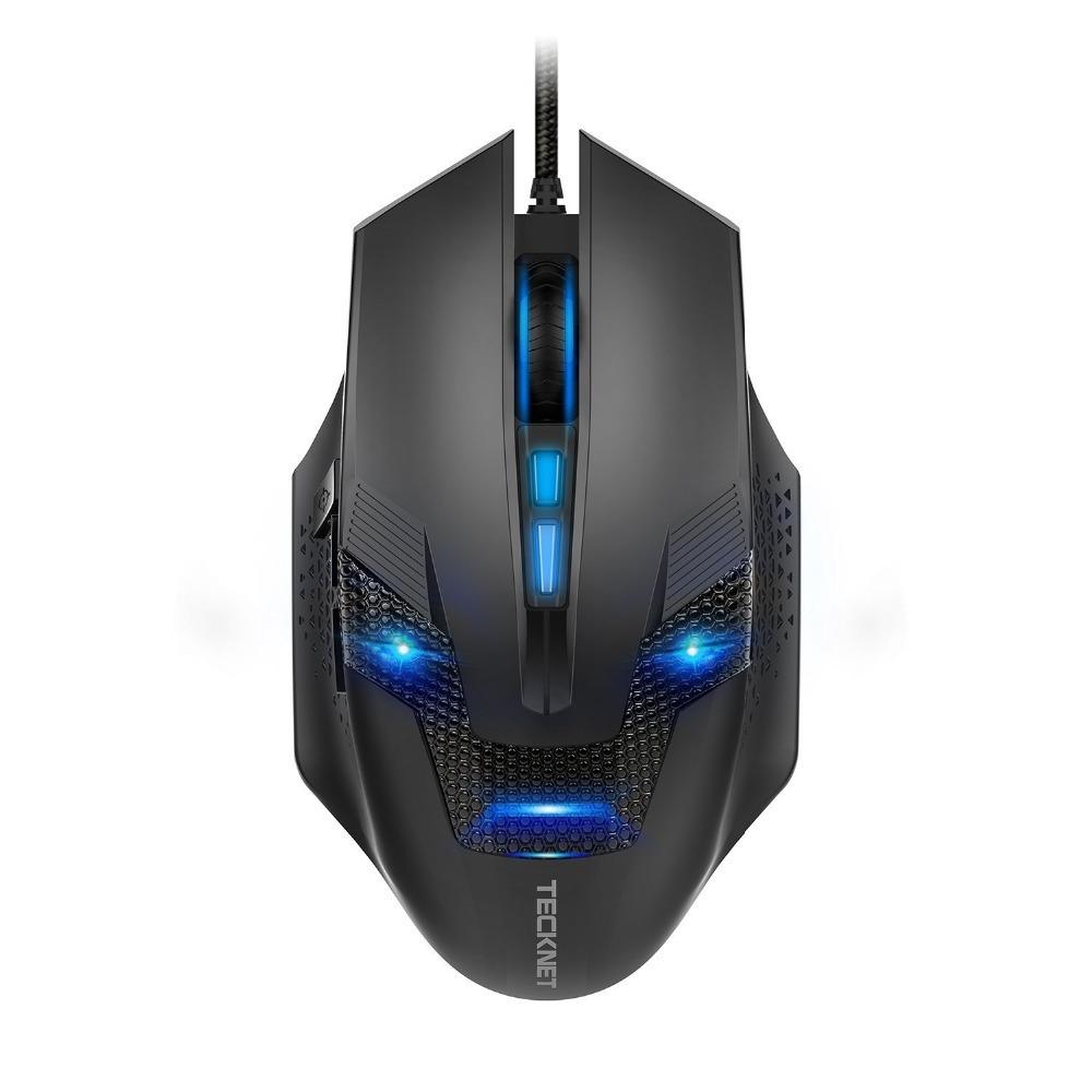 Mouse gamer Tecknet 4000