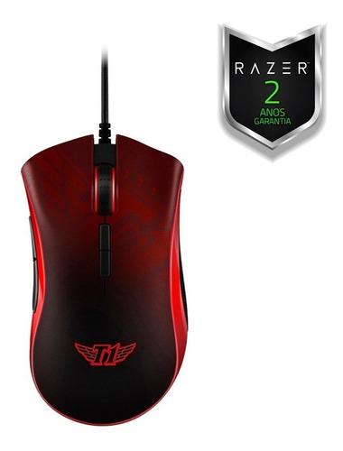 mouse gamer razer deathadder elite skt t1 16000 dpi