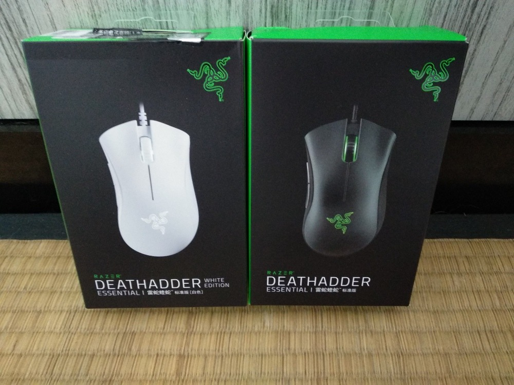 Mouse Gamer Razer Deathadder Essential 6400 Dpi
