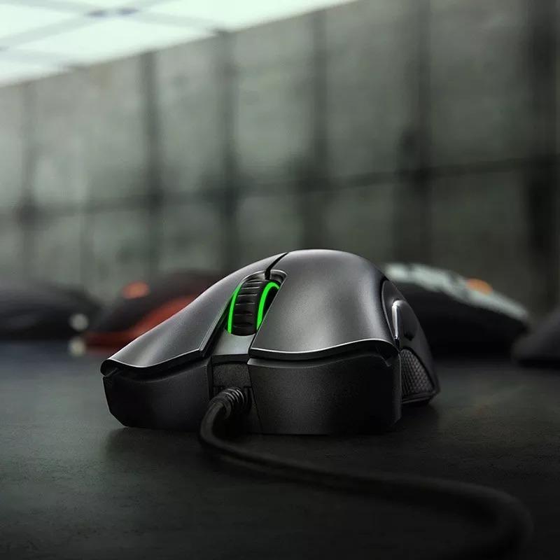 Mouse Gamer Razer Macros Luces Optico Fortnite Pc Ps4 Xbox