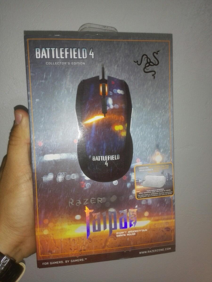 Mouse Gamer Razer Taipan Battlefield 4 8200dpi 4g Dualsensor Bs 0 Gaming Ambidextrous Cargando Zoom