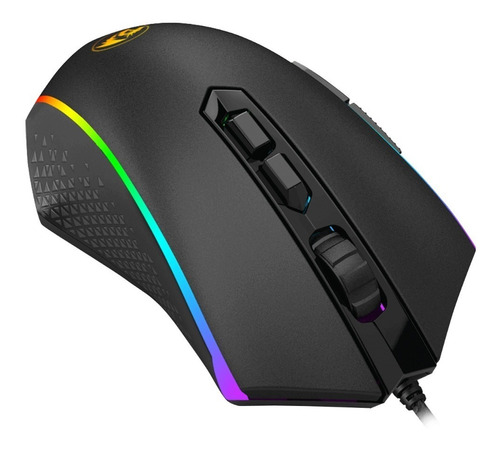 mouse gamer redragon m710 memeanlion chroma rgb 10000 dpi
