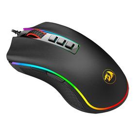 Mouse Gamer Redragon M711 Cobra Retroiluminado
