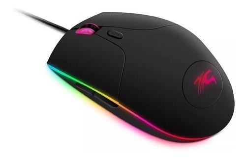 mouse gamer sentey layon gs-3312 rgb gaming 4800 dpi usb