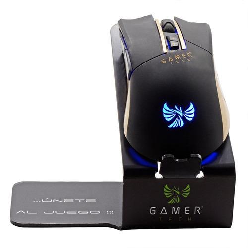 mouse gamer tech 3200 dpi gt6 pro