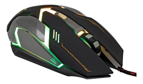 mouse gamer tech retroiluminado 3200dpi gt9