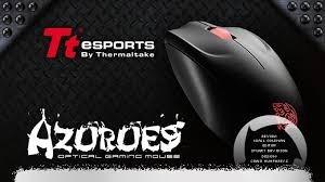 mouse gamer termaltalke azures 1600 dpi super precio