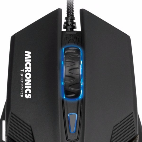 mouse gamer therodactil