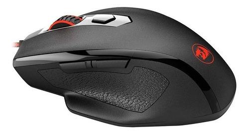 mouse gamer tiger m709 10000dpi 7 botões redragon novo