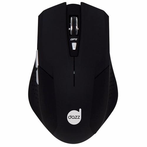 mouse gamer tiglon 3200 dpi + mouse pad - dazz 621686
