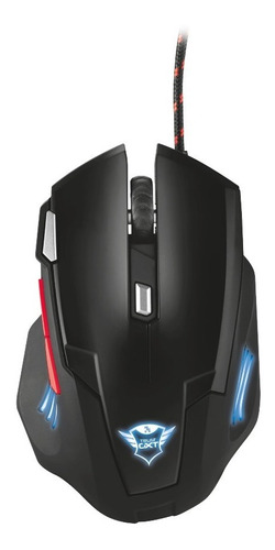 mouse gamer trust gxt 111 neebo alambrico usb.