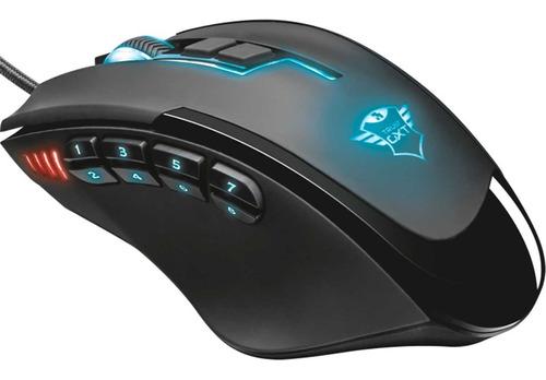 mouse gamer trust sikandia gxt 164 usb 2.0 negro
