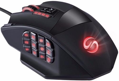 mouse gamer utechsmart venus