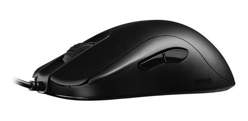 mouse gamer zowie za12-b com sensor 3360 tamanho médio