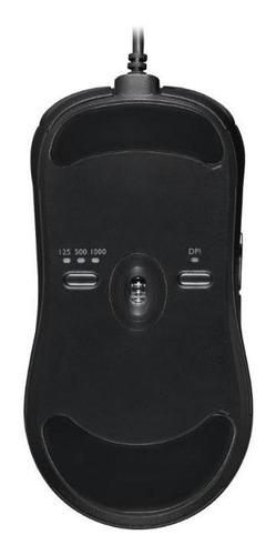 mouse gamer zowie za13-b com sensor 3360 tamanho pequeno