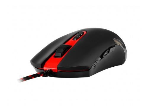 mouse gaming gamer msi interceptor ds100 3500dpi 7 botones