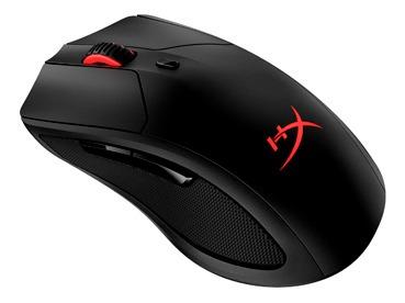 mouse gaming hyperx pulsefire dart inalámbrico