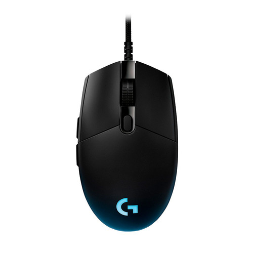 mouse gaming logitech g pro usb 2.0 rgb