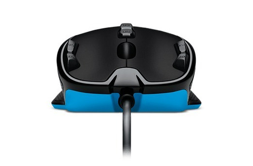 mouse gaming logitech g300s optical usb black 250-1500dpi