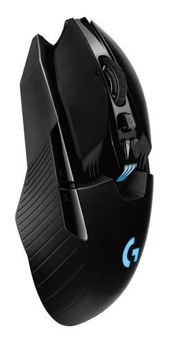 mouse gaming logitech g903 inalámbrico lightspeed rgb