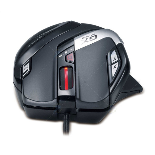 mouse genius gamer deathtaker mmorpg-rts