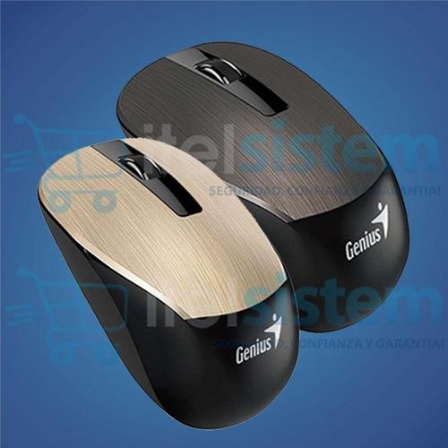 mouse genius inalambrico nx7015 wireless sellado itelsistem