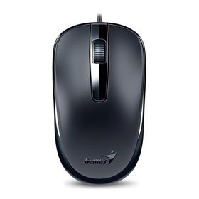 Mouse Genius Optico Dx-120 Usb Negro