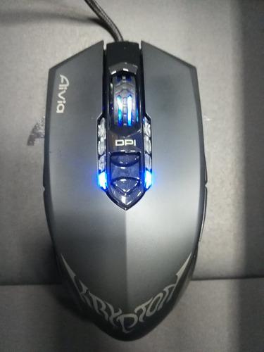 mouse gigabyte gamer aivia krypton + pesas