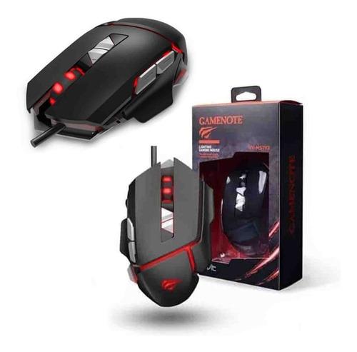 mouse  havit gamer iluminado 3200 dpi usb hv-ms793