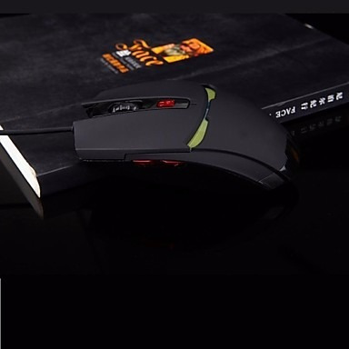 mouse homem de ferro jogo 6d mouse óptico de 2400dpi