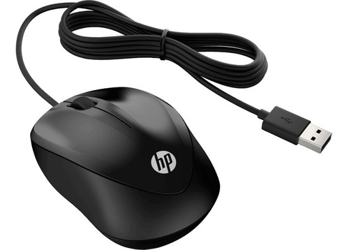 mouse hp 1000 con cable