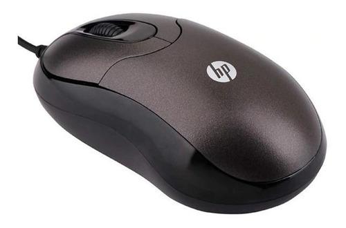 mouse hp-fm110 optico cable gamer usb 1200 dpi 8694