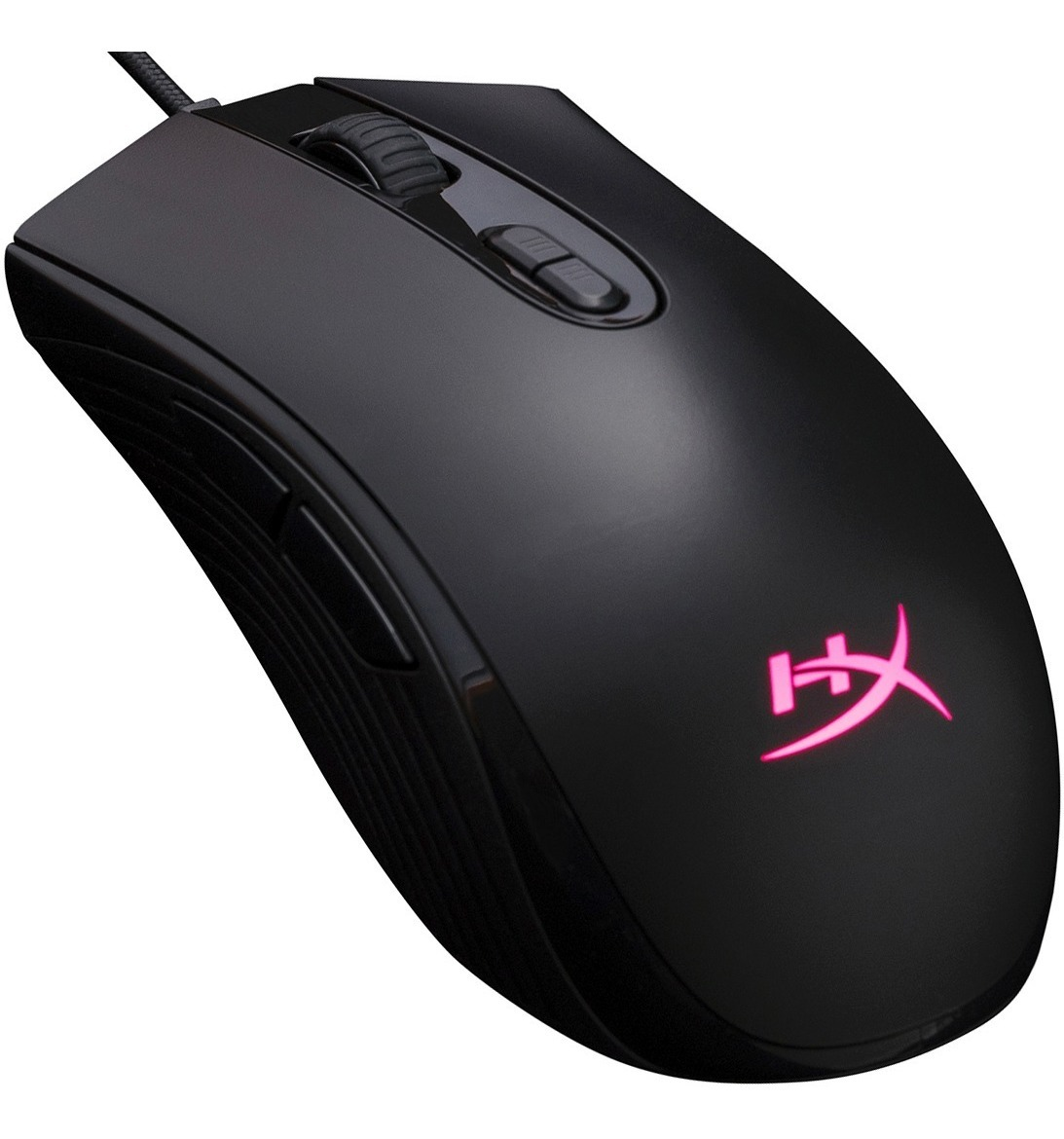MOUSE GAMER HYPERX PULSEFIRE CORE RGB 6200DPI GAMING