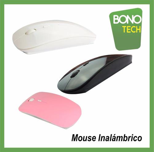 mouse inalam. magic ultra delgado 3colores tienda garantia