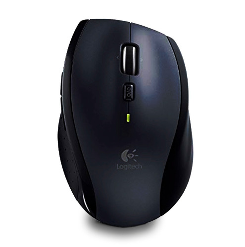 mouse inalambico logitech m705 marathon wireless black