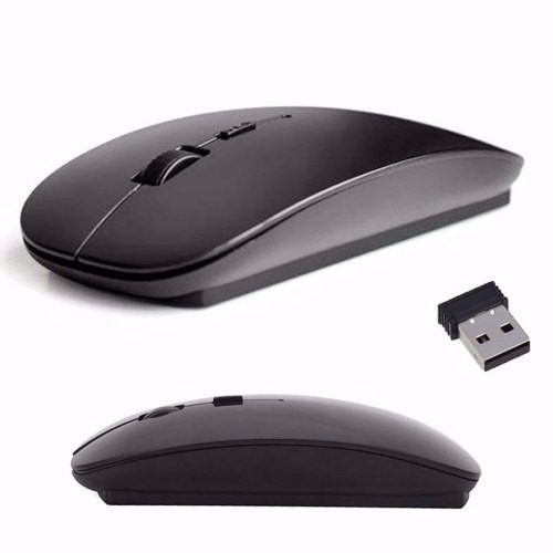 mouse inalambrico delgado para windows mac android