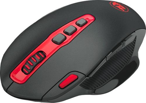 mouse inalambrico gamer redragon m688 shark 2.4ghz 7200dpi