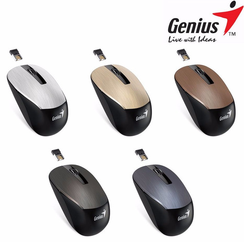mouse inalambrico genius gold nx-7015