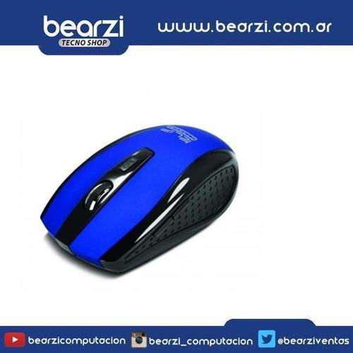 mouse inalámbrico klever  3d