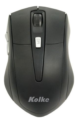 mouse inalambrico kolke optico 2.4 ghz 1600 dpi caseros