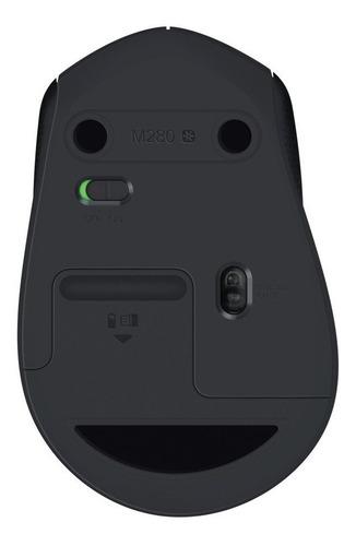 mouse inalámbrico logitech m280