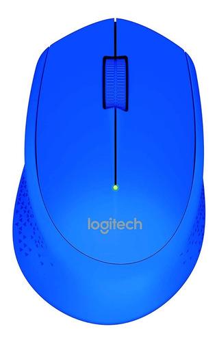 mouse inalambrico logitech m280 curvo wireless 910-004284