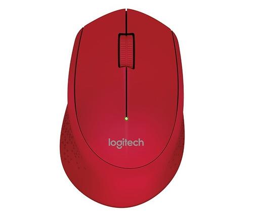mouse inalambrico logitech m280 optico 1000dpi receptor usb