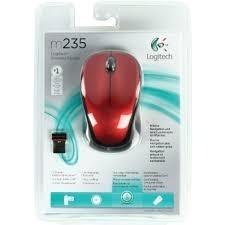 mouse inalambrico logitech optico