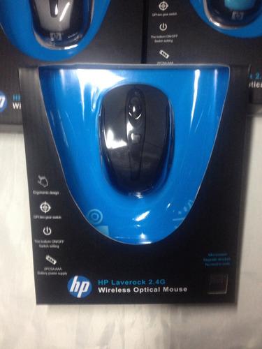 mouse inalámbrico marca hp