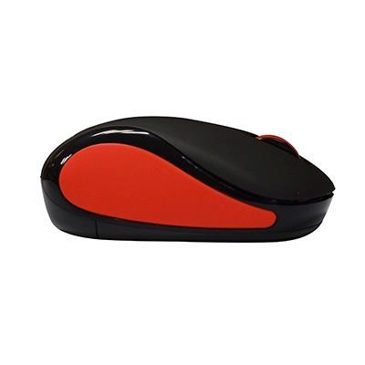 mouse inalambrico mini ergonomico 1000dpi naceb na-563r /s